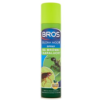 Bros Zielona Moc Spray Against Ants and Cockroaches 300 ml
