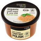 Organic Shop Pienista pasta do ciała cukier trzcinowy 250 ml