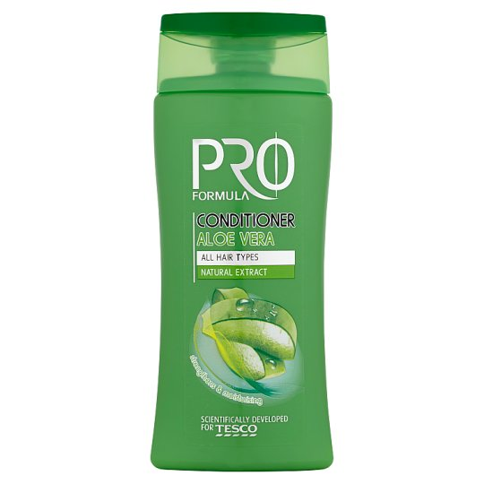 Tesco Pro Formula Aloe Vera Conditioner 200 ml