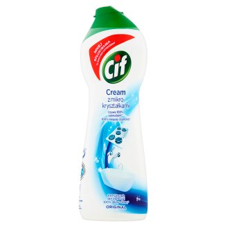 Cif Cream Original Cleaning Surfaces Lotion with Microcrystals 300 g