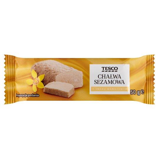 Ms Molly's Chałwa sezamowa o smaku waniliowym 50 g