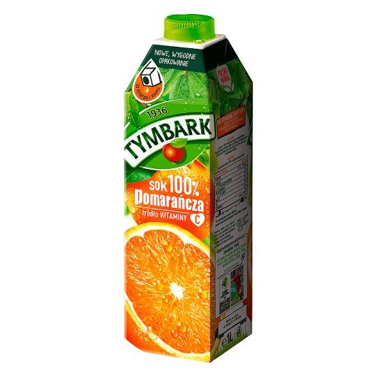 Tymbark Orange 100% Juice 1 L