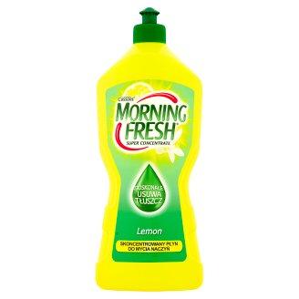 Morning Fresh Lemon Skoncentrowany płyn do mycia naczyń 900 ml