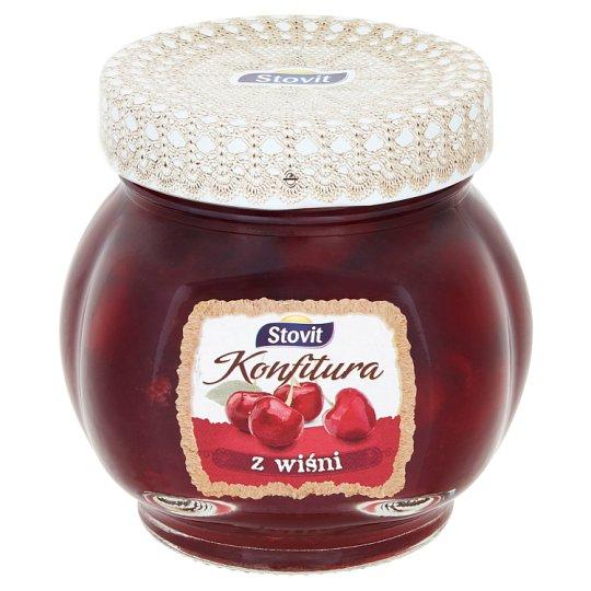 Stovit Cherry Confiture 250 g