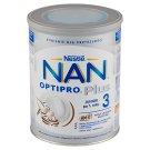 NAN OPTIPRO Plus 3 Mleko modyfikowane w proszku dla dzieci po 1. roku 800 g