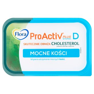 Flora ProActiv Strong Bones Vegetable Fat Spread 400 g