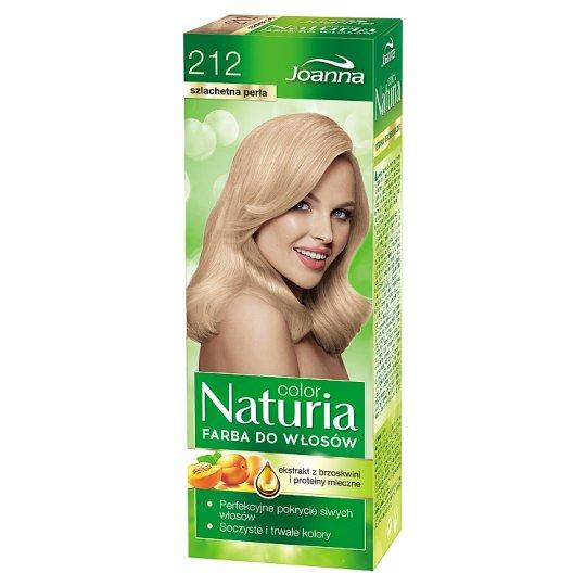 Joanna Naturia color Hair Dye Noble Pearl 212