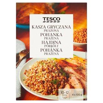 Tesco Roasted Buckwheat Groats 400 g (4 x 100 g)