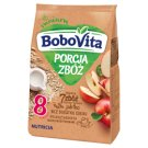 BoboVita Porcja Zbóż 7 Grains Grain-Oat Milk Porridge Apple Flavoured after 8 Months Onwards 210 g