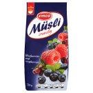 Emco Musli crunchy z borówkami i malinami 750 g