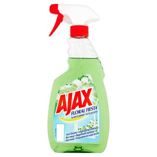 Ajax Floral Fiesta Glass Cleaner 500 ml