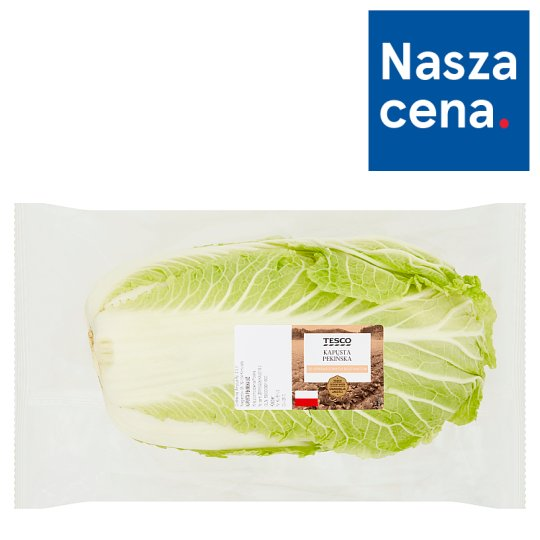 Tesco Chinese Leaf Cabbage