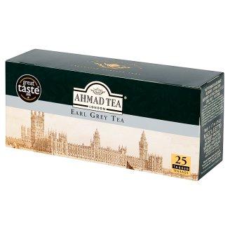Ahmad Tea Earl Grey Black Tea 50 g (25 Tea Bags)