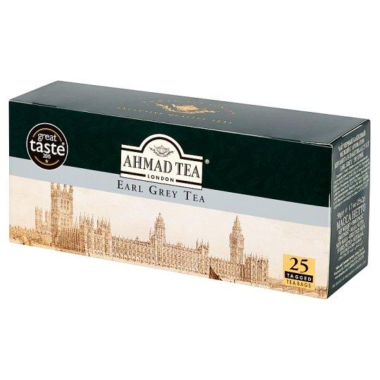 Ahmad Tea Earl Grey Herbata czarna 50 g (25 torebek)