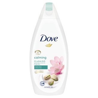 Dove Purely Pampering Pistachio Cream & Magnolia Shower Gel 500 ml