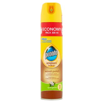 Pronto Wood Springtime Spray for Wooden Furniture 300 ml