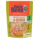 Uncle Ben's Ryż pełnoziarnisty z quinoa 220 g