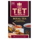 TET Royal Tea Herbata czarna drobno kruszona 40 g (20 torebek)