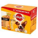 Pedigree Vital Protection in Gravy Complete Dog Food 1.2 kg (12 Sachets)