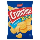 Crunchips X-Cut Salted Riffled Potato Crisps 140 g