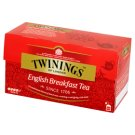 Twinings English Breakfast Czarna herbata 50 g (25 torebek)