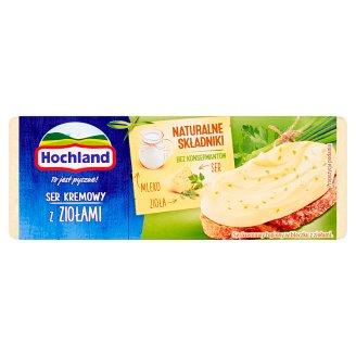 Hochland Ser kremowy z ziołami 100 g