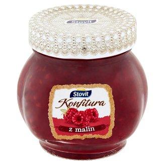 Stovit Konfitura Babuni Raspberry Confiture 250 g