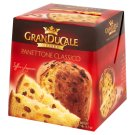 Granducale Panettone Italian Delicacy Yeast Cake with Raisins and Candied Orange Peel 900 g