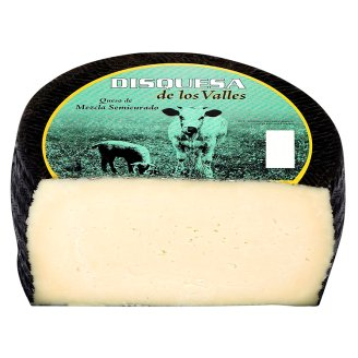 Ser Hiszpański 3 rodzaje mleka