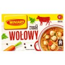 Winiary Beef Stock Cubes 180 g (18 Pieces)