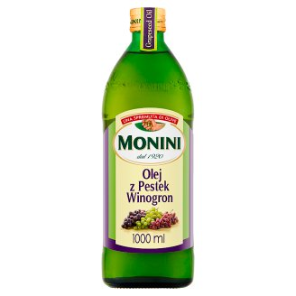 Monini Grape Seed Oil 1000 ml