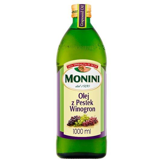 Monini Grape Seed Oil 1000 ml