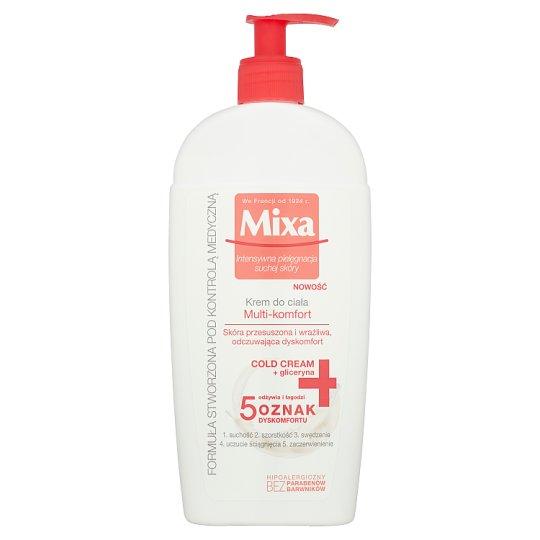 Mixa Multi-Comfort Body Cream 400 ml