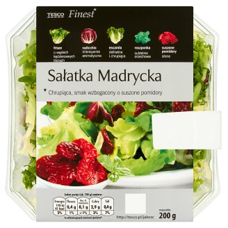 Tesco Finest Madrid Salad 200 g