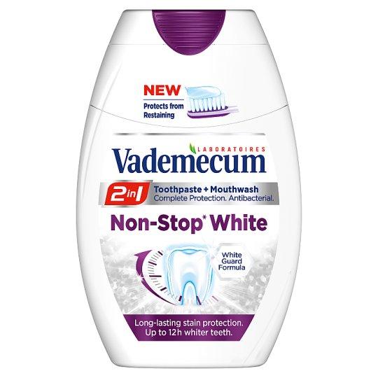 Vademecum Toothpaste 2in1 Non Stop White 75 ml