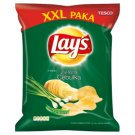 Lay's Spring Onion Flavoured Potato Crisps 240 g