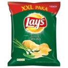 Lay's o smaku Zielona Cebulka Chipsy ziemniaczane 240 g
