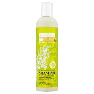 Natura Estonica Bio Hair Growth Miracle Shampoo for All Hair Types 400 ml
