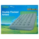 Tesco Double Flocked Airbed
