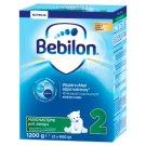 Bebilon 2 z Pronutra+ Mleko następne powyżej 6. miesiąca życia 1200 g (2 sztuki)