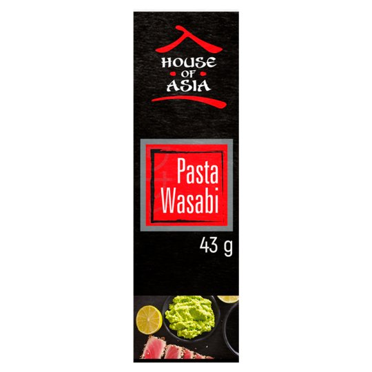 House of Asia Wasabi Paste for Sushi 43 g