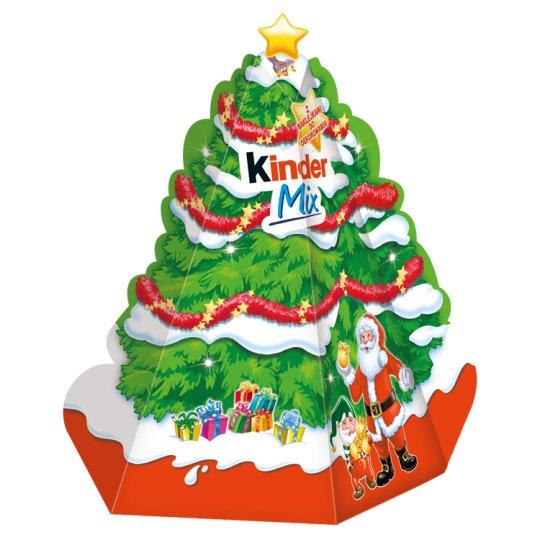 Kinder Mix Sweets Set 152 g (15 Pieces)
