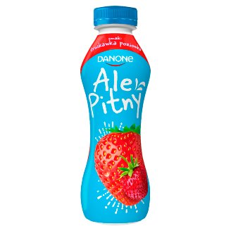 Danone ale Pitny Strawberry and Wild Strawberry Yoghurt Drink 290 g