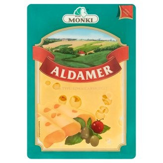 MSM Mońki Sliced Aldamer Cheese 150 g