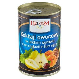 Helcom Koktajl owocowy w lekkim syropie 425 g