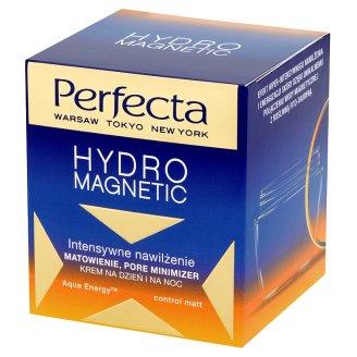Perfecta Hydro Magnetic Intensywne nawilżenie matowienie pore minimizer Krem na dzień i na noc 50 ml