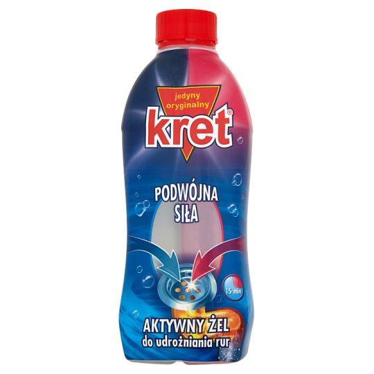 Kret Double Power Active Drain Gel 700 g