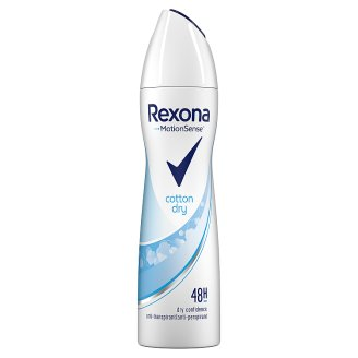 Rexona Cotton Dry Antyperspirant w aerozolu 150 ml