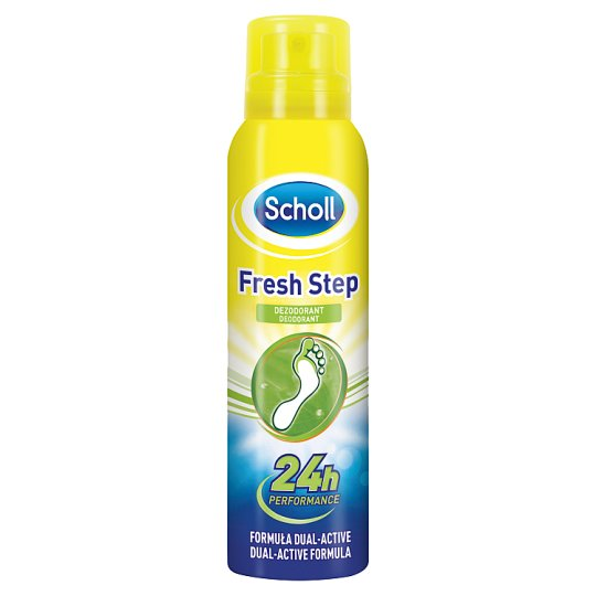 Scholl Fresh Step Dezodorant 150 ml