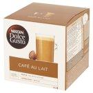 Nescafé Dolce Gusto Café au Lait Coffee Capsules 160 g (16 Pieces)